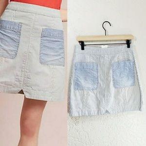Pilcro & the Letterpress {Anthropologie} Skirt